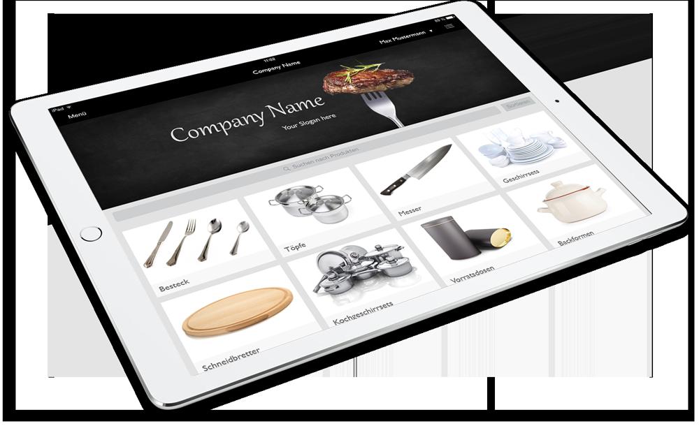 Service, Logistik, Außendienst, Mobile Apps zur Vertriebsunterstützung