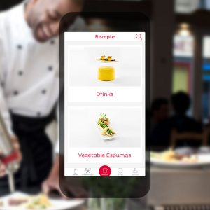 iSi Kulinarik App Relaunch