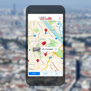App Entwicklung für Wohnservice Wien
