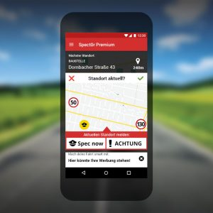advantage:apps designt Spector App