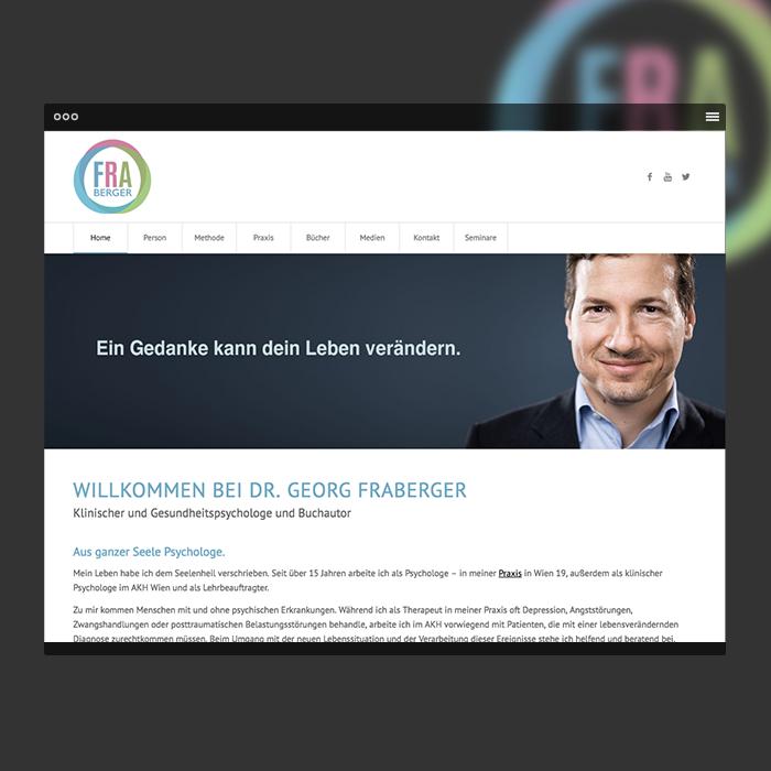 App für Georg Fraberger